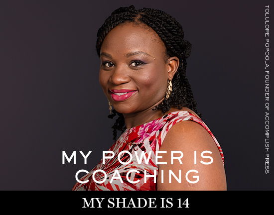 TOLULOPE-POPOOLA - Lancôme launches new campaign: My shade, my power