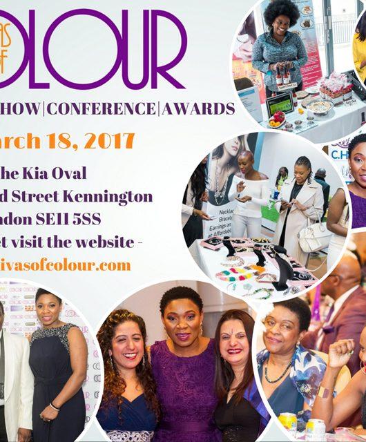MelanMag.com: Divas of Colour 2017: celebrating sisterhood