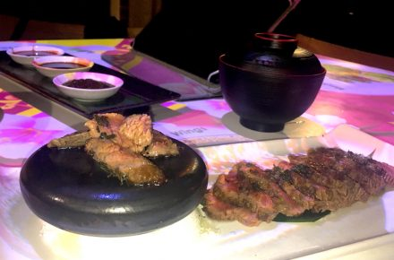 Reviewing: Inamo Camden