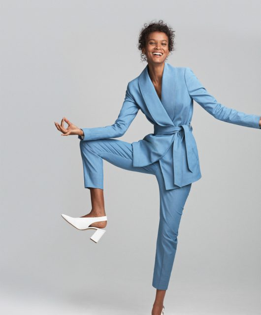 Liya Kebede: new face of Amazon Fashion Europe