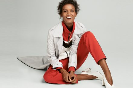Liya Kebede: new face of Amazon Fashion Europe