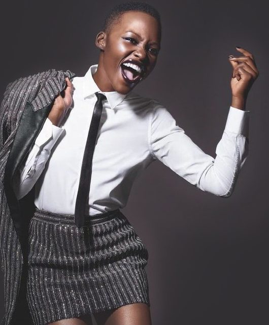 Lancôme launches new campaign: My shade, my power - lupita
