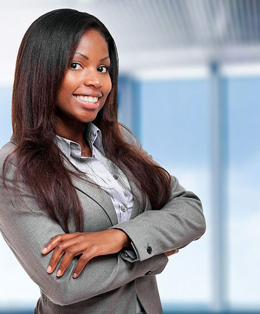 The five skills of a winning solopreneur - 37409745 - a beautiful afro-american woman juggling multiple objects over the air