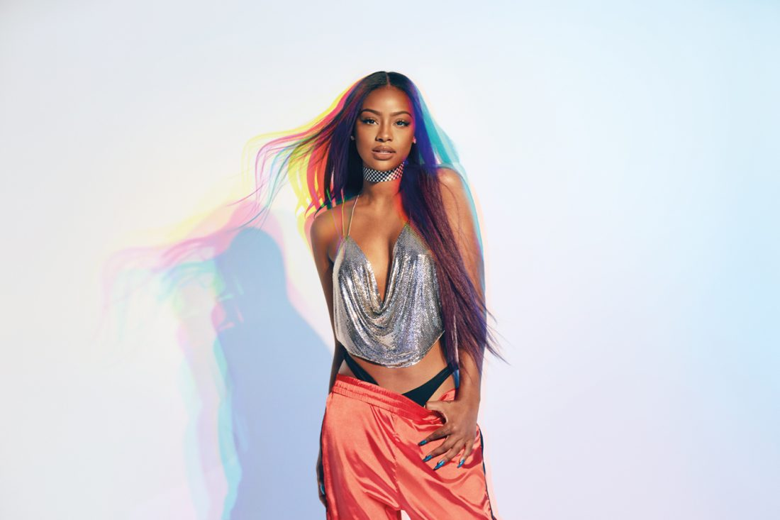 Justine Skye fronts new Forever 21 collection