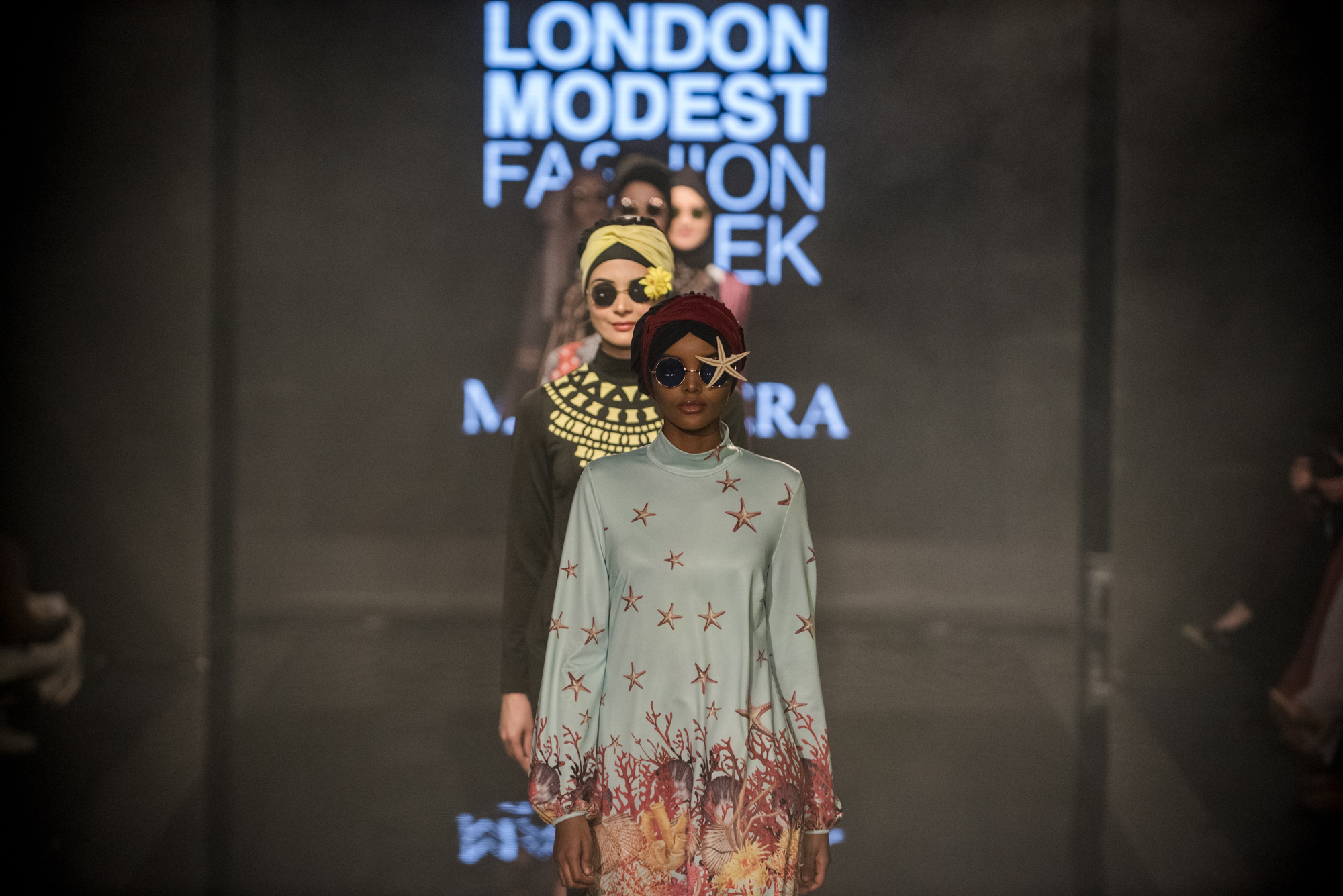 Meeting Halima: Muslim woman of colour taking the fashion world by storm