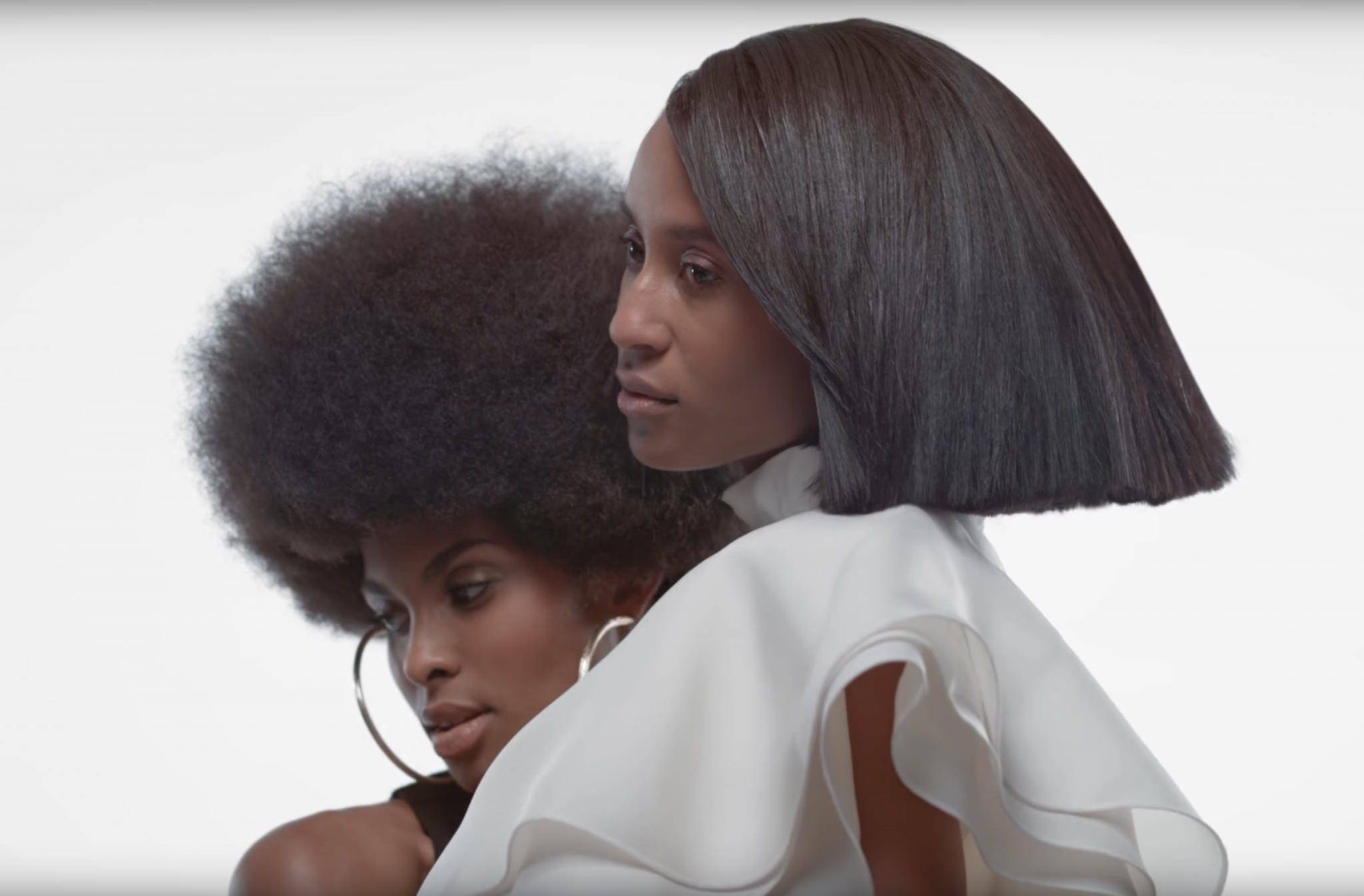 Pantene shines a light on black hair with 'Gold series', in its newest campaign