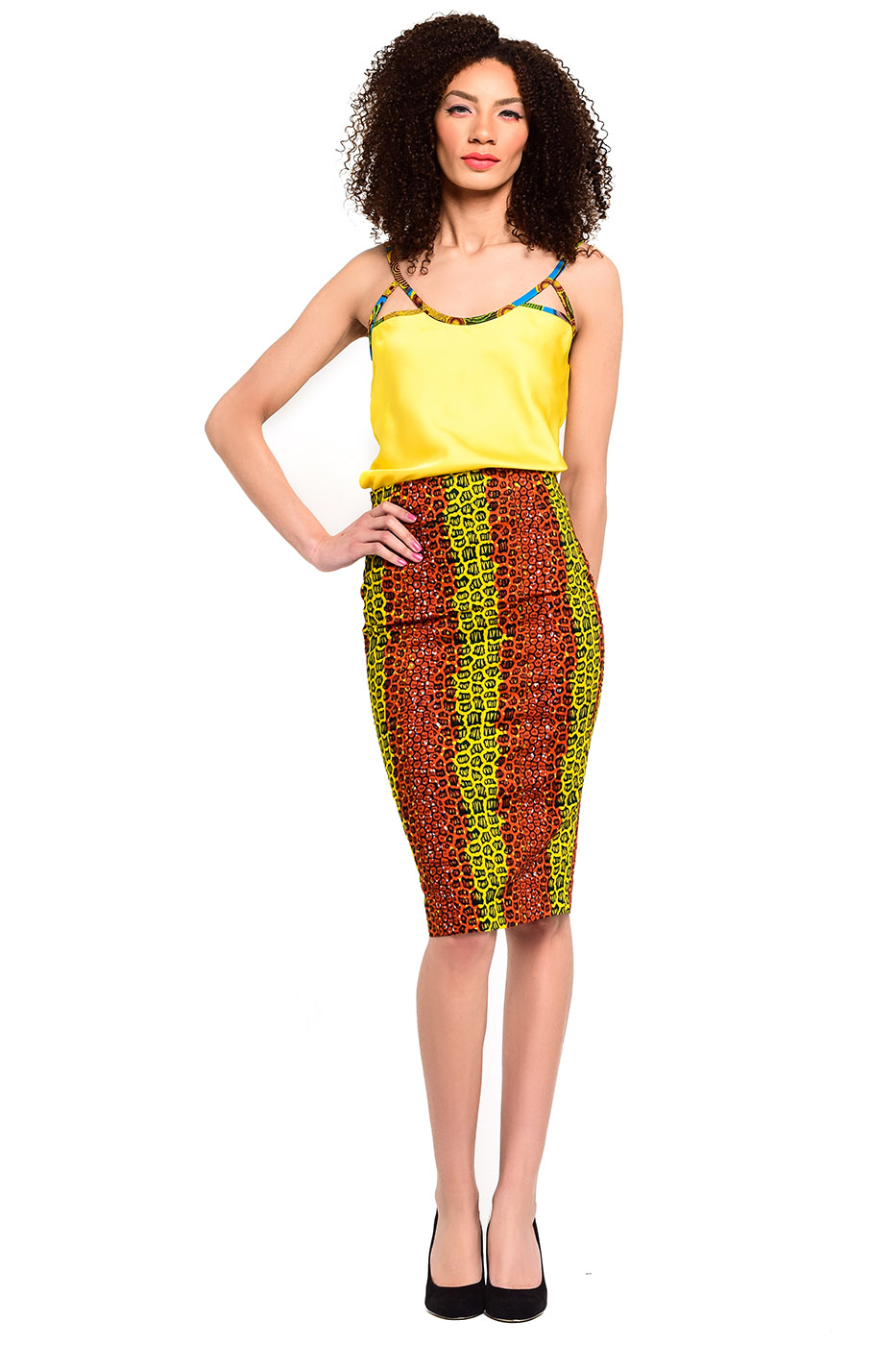 For the love of African prints: Mam-Maw fashion