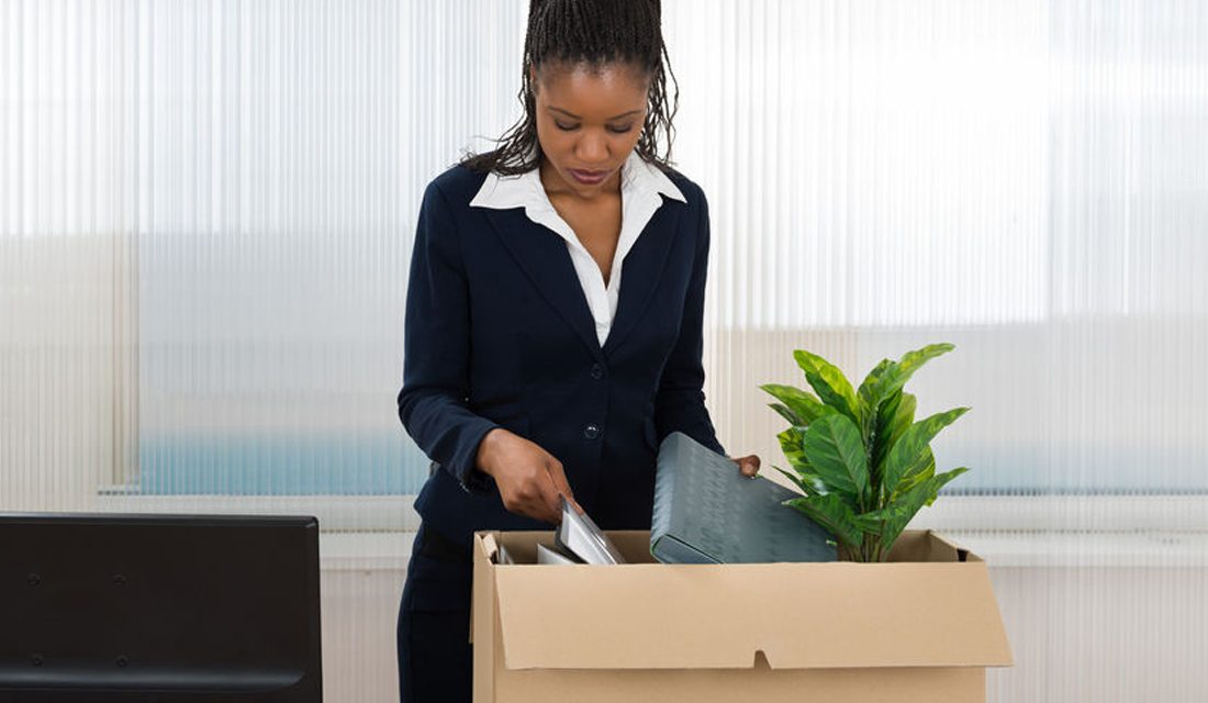 How to: leave your old job like a pro!