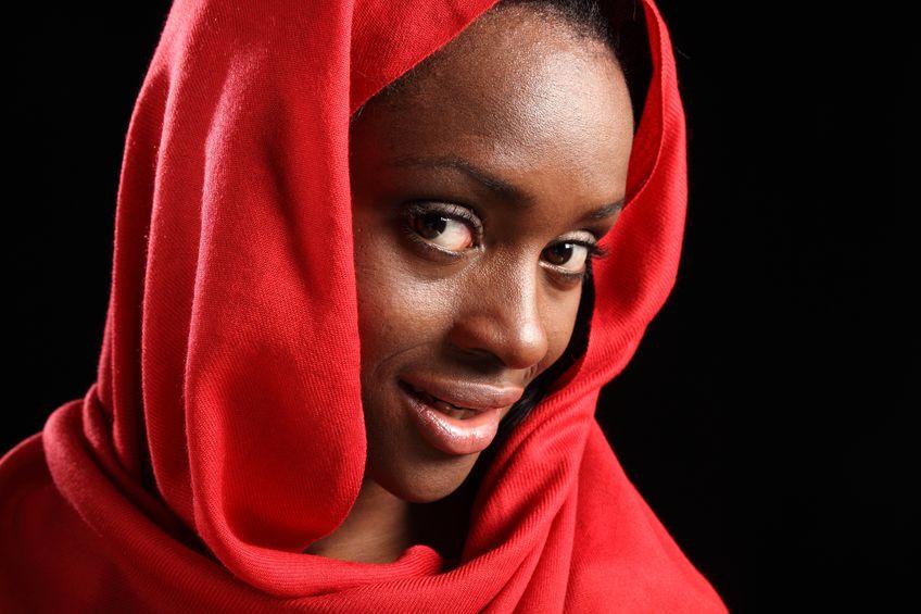 Ramadan: Beautiful Muslim woman