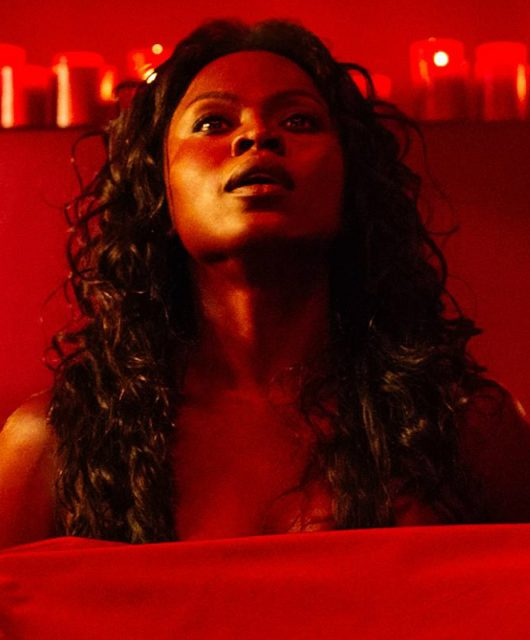 Why is it fitting that American Gods' Bilquis, Goddess of Love is played by Nigerian-born Yetide Badaki?