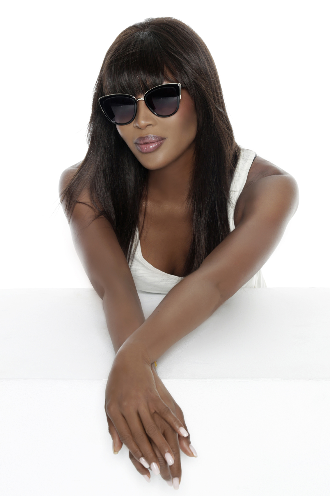 Naomi Campbell launches her own beauty and fashion brand