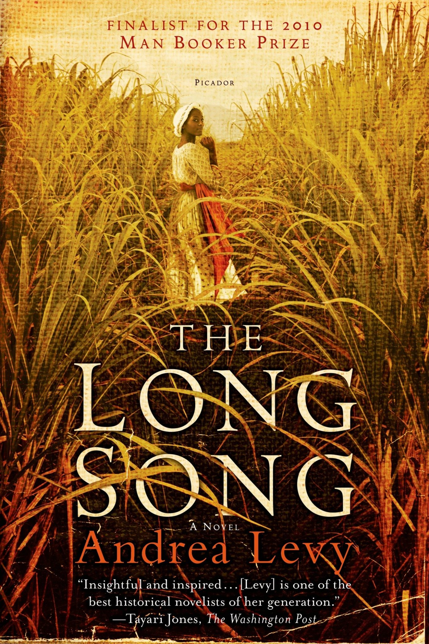Book review: The Long Song by Andrea Levy