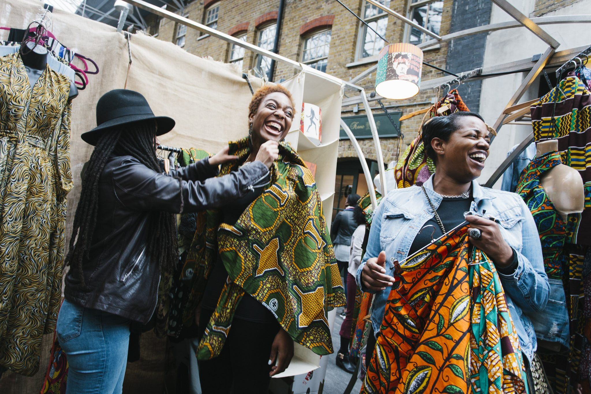 Shop, taste, experience: Africa at Spitalfields is 5 this May