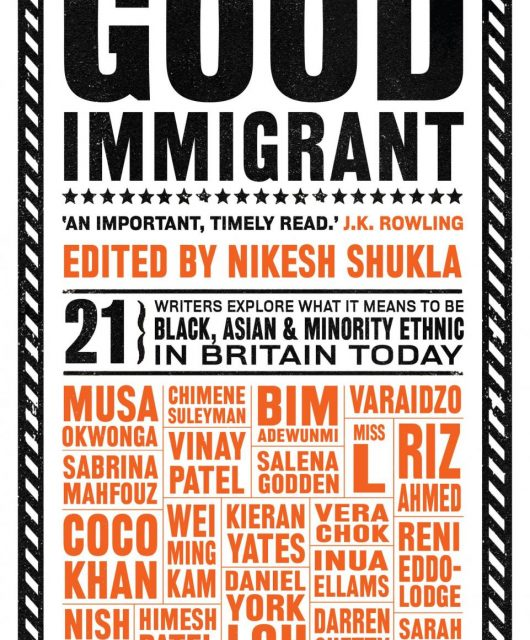 The Good Immigrant- Nikesh Shukla