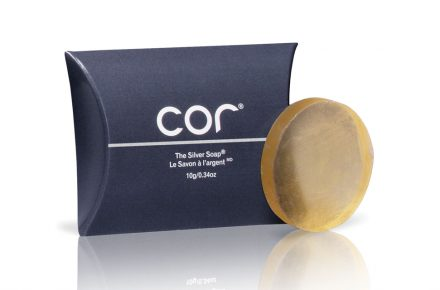 Reviewing: Cor Silver Soap
