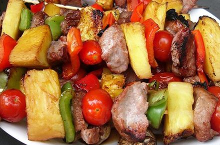 Dish of the week: Sensational Sirloin Kabobs
