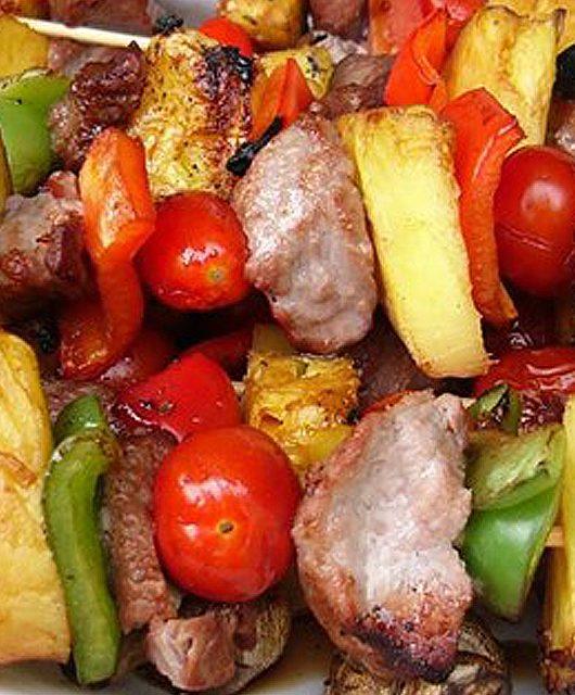Dish of the week: Sensational Sirloin Kabobs