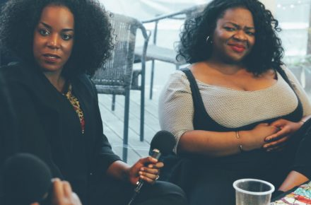 What does it mean to transcend race? AFROBLUSH breaks it down