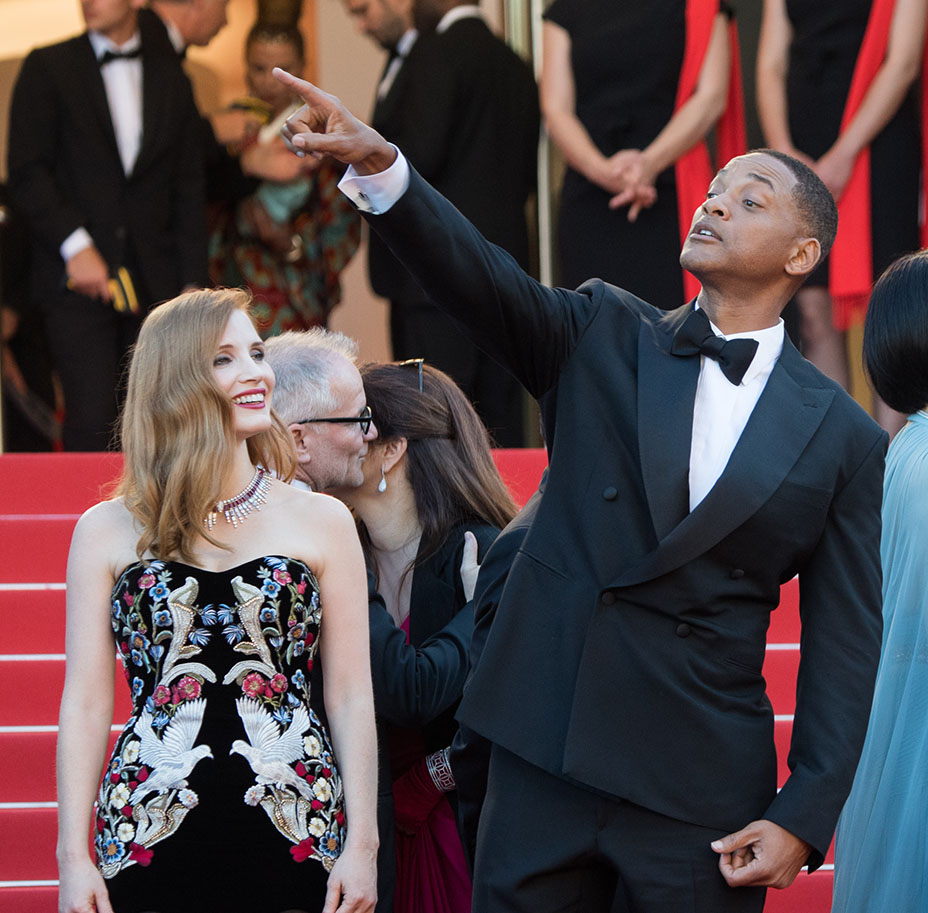 The Fresh Prince is welcomed as a judge at the Cannes Film Festival