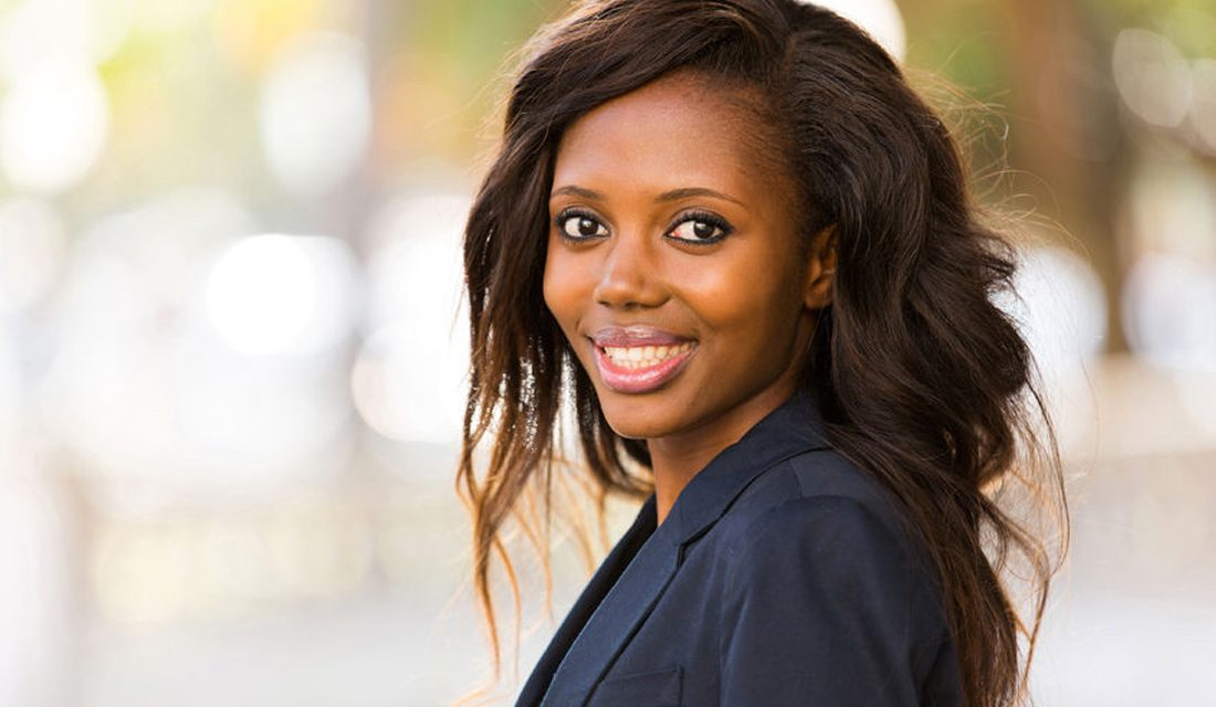 Want to be an entrepreneur? Go against the flow 30685451 - portrait of young african businesswoman standing outdoors