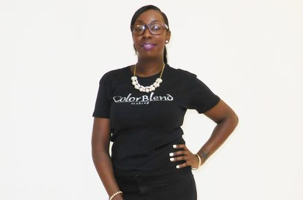 Spotlight on Kesha Williams, founder of ColorBlend Makeup
