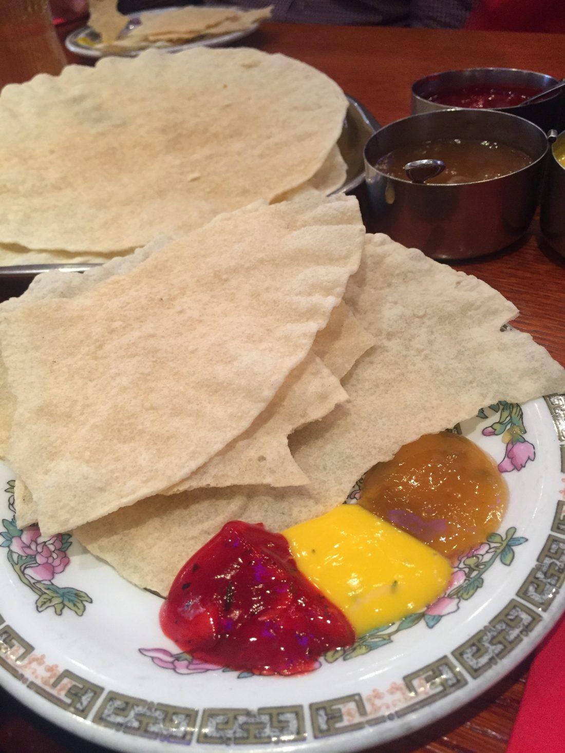 The Brick Lane Flavours of India Tour