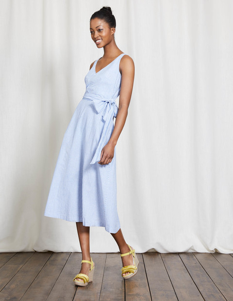complete in specifications choose latest well known Riviera Wrap dress Boden - Melan Magazine