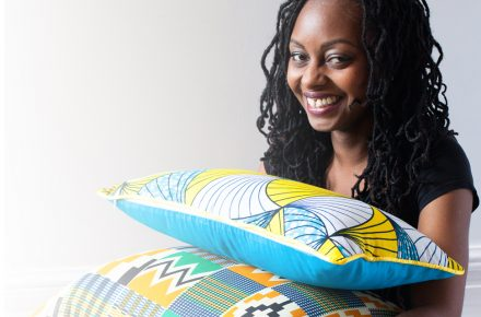 Home is where the heart is: African inspired homeware