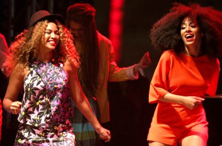 Beyoncé and sister Solange to battle for top BET Awards