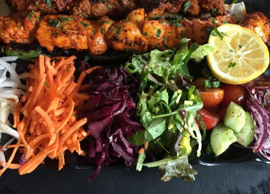 Reviewing: Sheesh Restaurant in Chigwell