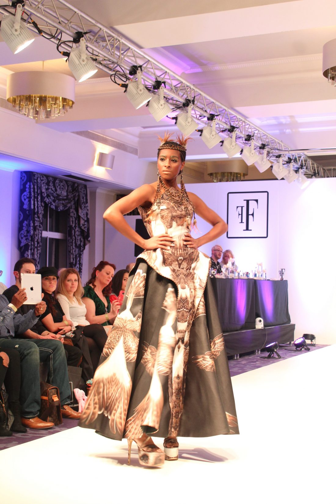 Last year's Fashion Finest event