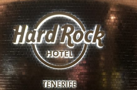 Hard Rock Hotel, Tenerife