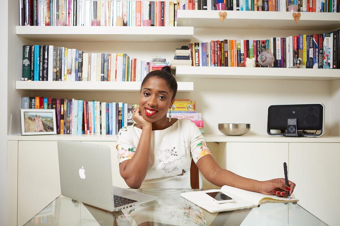 Champion of female entrepreneurs: Marielle Legair