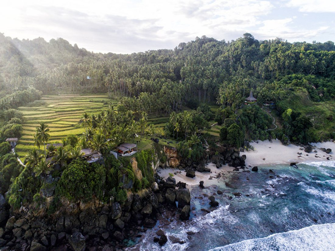 What is the #1 hotel in the world? Nihi Sumba Island