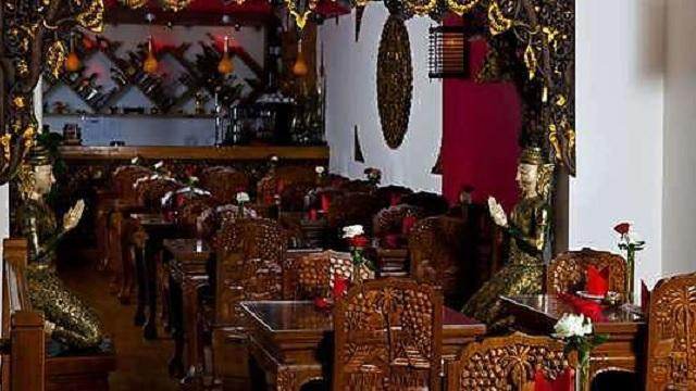 Reviewing Kinkao restaurant