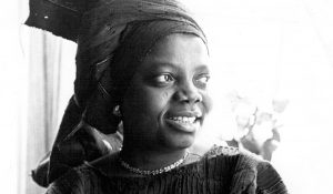 Remembering Buchi Emecheta, OBE