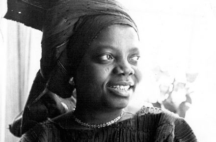 Remembering Buchi Emecheta, OBE
