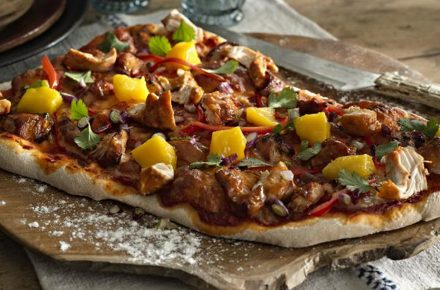 Dish of the week: Nando's Peri-Peri Chicken Pizzetta