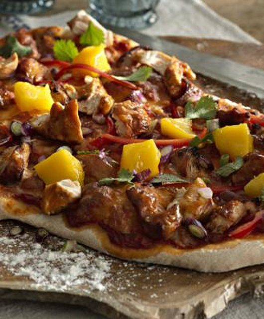 Dish of the week: Nando's Peri-Peri Chicken Pizzetta