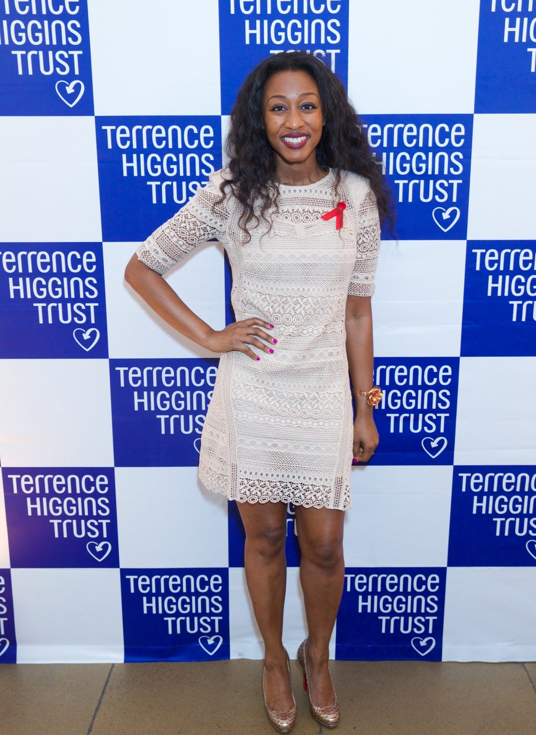 Beverley Knight joins the fight against HIV and AIDS