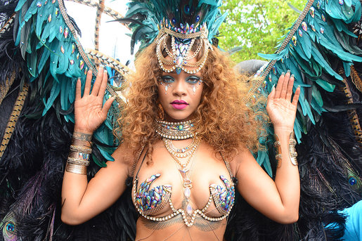 What are you wearing to Notting Hill Carnival?