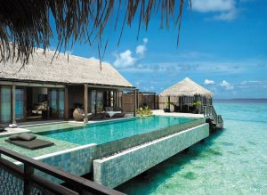 Where are the world's most luxurious villas?