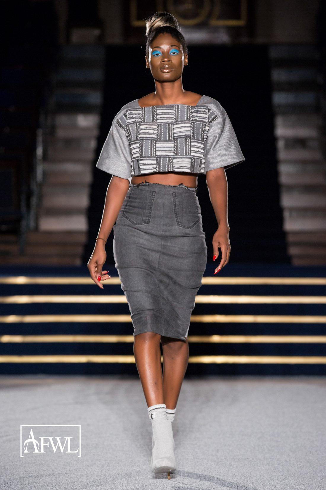 Africa Fashion Week London 2017 In Pictures Melan Magazine