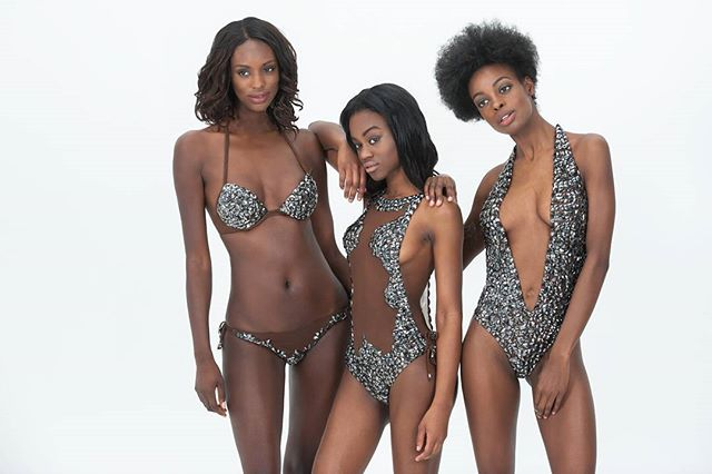 10 nude shades of swimsuits for women of colour