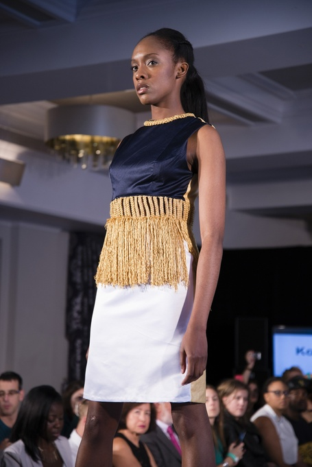"""I made my first skirt at seven years old"" says KOYAWO designer"