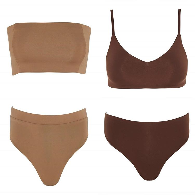 15 nude shades of swimsuit styles for women of colour