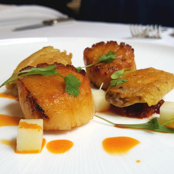 Dining in the city: The Don Restaurant