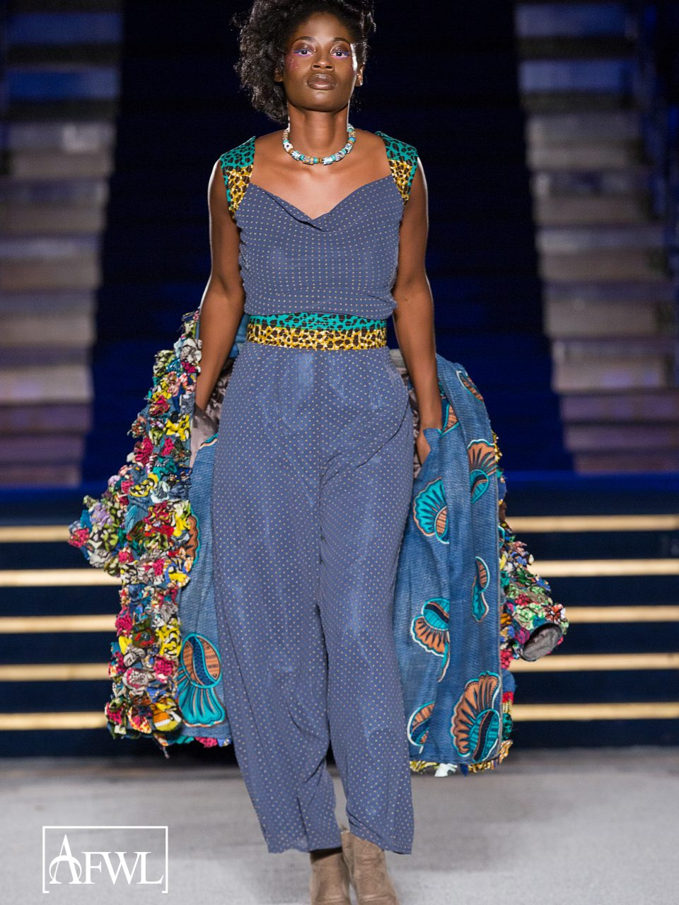 Africa Fashion Week, London 2017 – in pictures