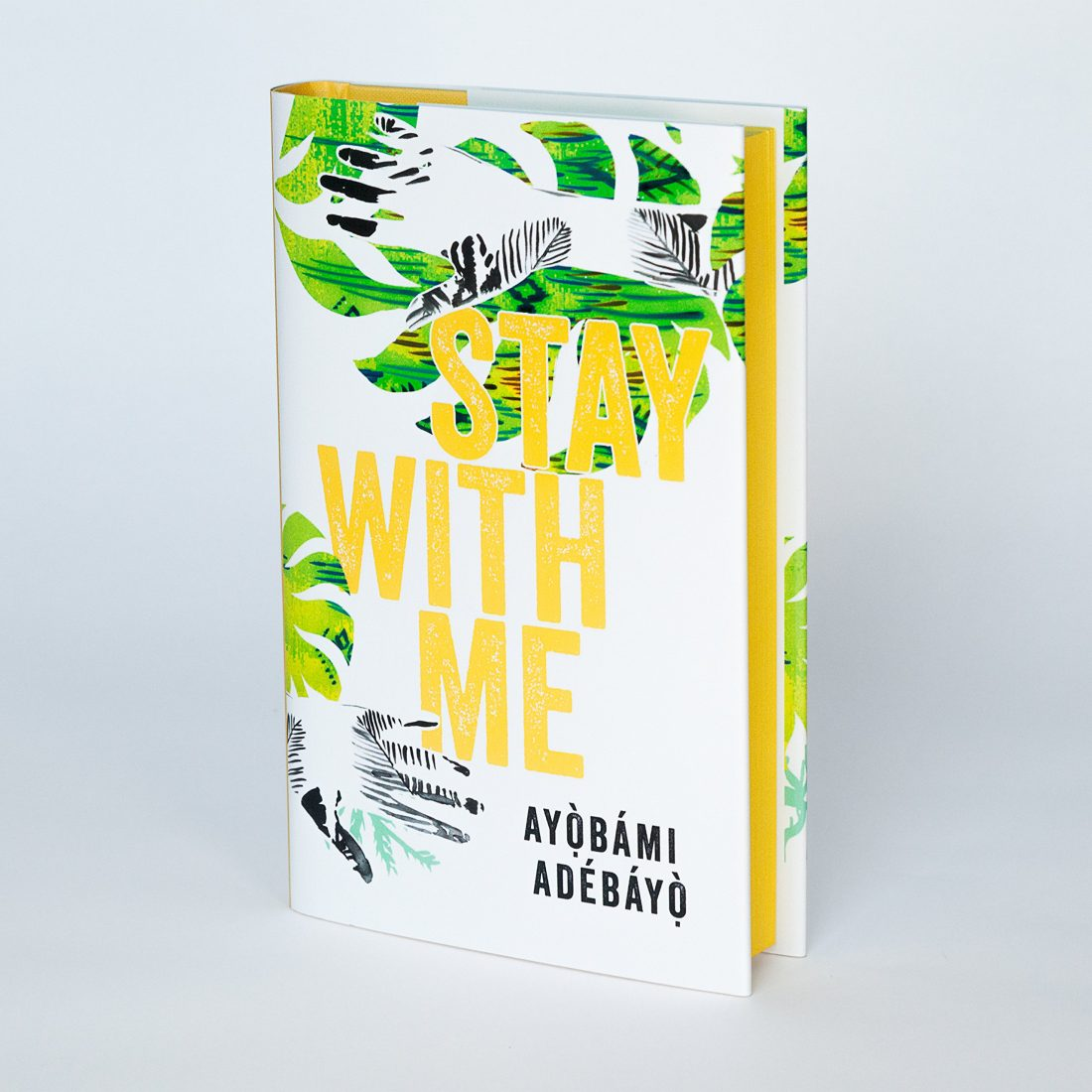 Book Review: Stay With Me