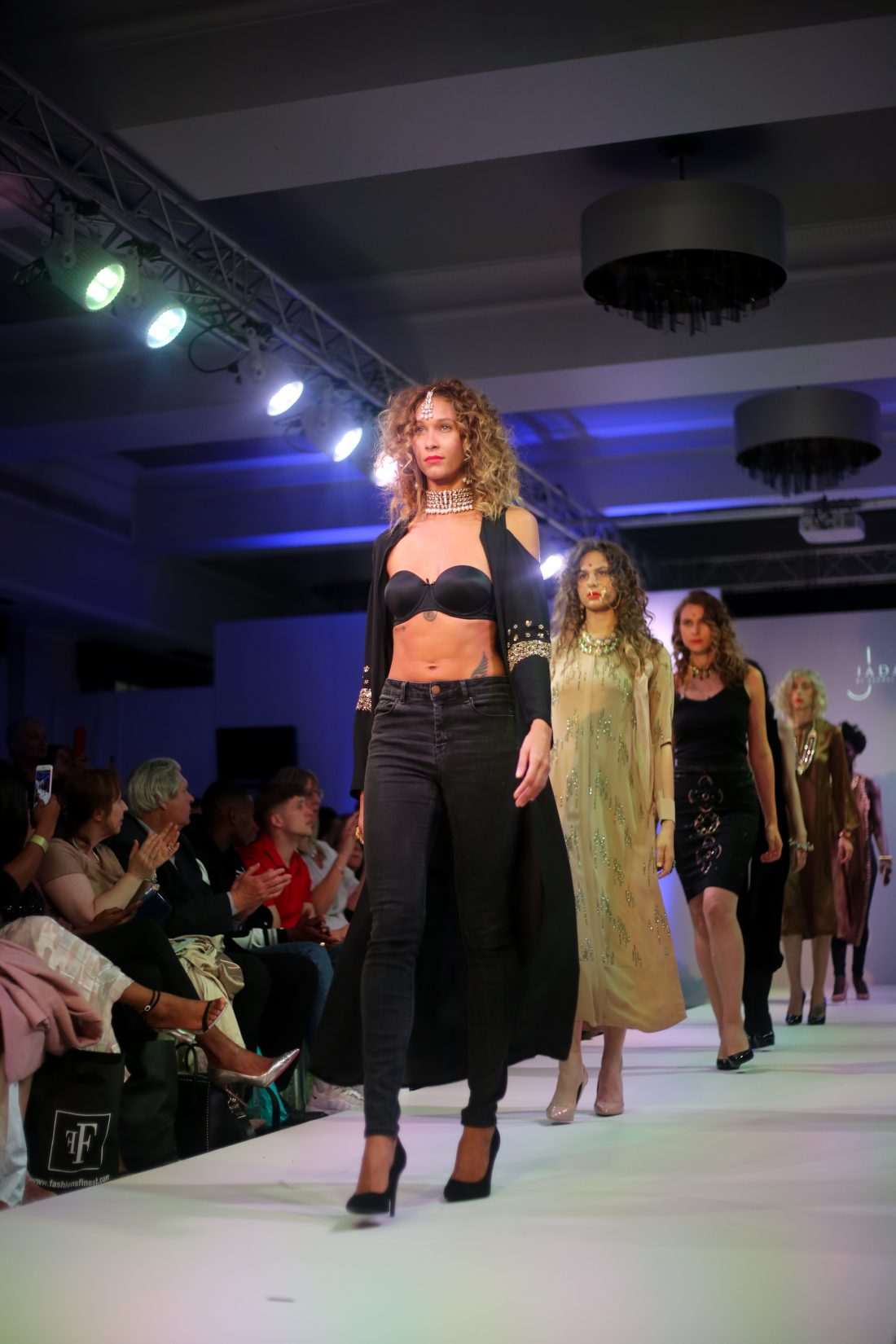 Fashions Finest turn up for annual celebration of emerging designers